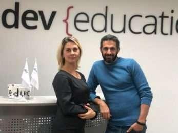 Основатель  DevEducation выступил перед студентами в Днепре