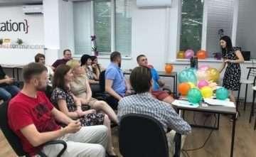 Компания DevEducation провела в Киеве необычный открытый урок для украинских СМИ