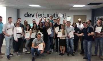 Выпуск новых специалистов: ещё одна группа успешно завершила курс QA в Днепре