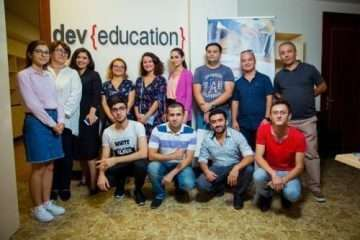 IT-колледж DevEducation открылся в столице Азербайджана
